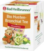 Bad Heilbrunner  Husten-Bronchial Tee für Kinder 1,5 g x 8 = 12,0 g