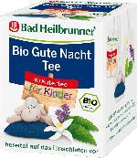 Bad Heilbrunner Gute Nacht Tee für Kinder 1,75 g x 8 = 14,0 g