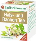 Bad Heilbrunner Hals- und Rachen Tee, 8 x 1,75 g