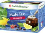 Bad Heilbrunner Mate Tee Guarana, 15 x 1,8 g