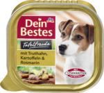 Dein Bestes Tafelfreude Nassfutter für Hunde mit Truthahn, Kartoffeln & Rosmarin