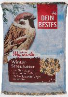 Dein Bestes Hauptfutter für Wildvögel, Winter-Streufutter mit Nüssen