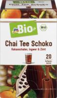 dmBio Chai Tee Schoko 20x2g