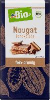 dmBio Nougat Schokolade