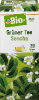 dmBio Grüner Tee Sencha 20x1,5g
