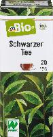 dmBio Schwarzer Tee 20x1,75g