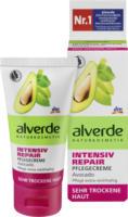 alverde NATURKOSMETIK Tagespflege Intensiv Repair Avocado