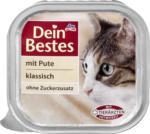Dein Bestes Nassfutter für Katzen mit Pute, klassisch