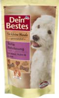 Dein Bestes Kleine Hunde Softe Belohnung mit Rind, Huhn & Lamm