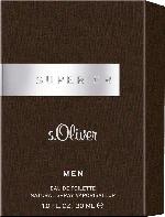 s.Oliver Eau de Toilette Superior men