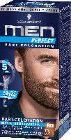 Men Perfect Tönungs-Gel Tönung Bart 60 Natur Braun