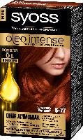 Syoss Oleo Intense Coloration 5-77 glänzendes Kupferrot