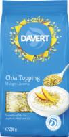 Davert Chia Topping Mango-Lucuma
