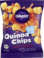 Davert Quinoa Chips Wild Paprika