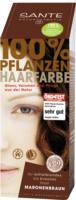 Sante Pflanzen-Haarfarbe Maronenbraun