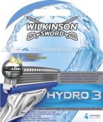 Wilkinson Hydro3 Rasierklingen