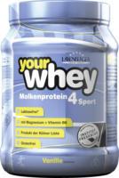 Layenberger Your Whey Molkenprotein 4Sport Vanille