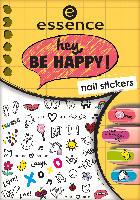 essence cosmetics Nagelsticker hey, be happy! nail stickers 05