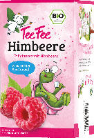 Teefee Kindertee TeeFee Bio-Früchtetee mit Himbeere 20x1,5g