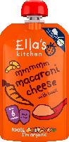 Ella's Kitchen Quetschbeutel macaroni cheese with basil ab 6 Monaten