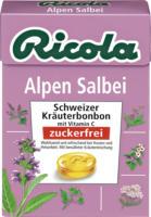 Ricola Alpen Salbei Bonbon zuckerfrei