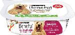 Beneful Nassfutter für Hunde, Schlemmermenü mit Lamm, Reis und Karotten