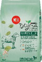 Beyond Trockenfutter für Hunde, SIMPLY 9, Lamm