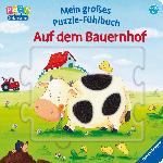 Ravensburger Mein großes Puzzle-Fühlbuch: Auf dem Bauernhof