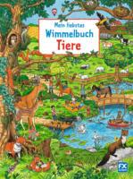F.X. Schmid Mein liebstes Wimmelbuch: Tiere