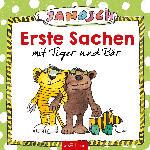Ars Edition Janosch - Erste Sachen mit Tiger und Bär