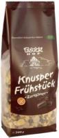 """Knusper Frühstück """"Zartbitter"""""""