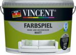 Vincent Wand- & Deckencolor Farbspiel, Maigrün, matt, 2,5 L