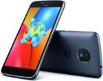 Motorola Moto E4 plus 16GB Dual-SIM Grau 13,97 cm (5,5 Zoll) LTE 13MP NEU OVP