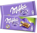 Milka Schokolade versch. Sorten, jede 87/100-g-Tafel