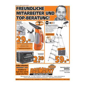 Wochen Angebote Prospekt Brühl