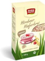 Rosengarten Porridge Himbeer-Haferbrei