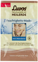 """Luvos Heilerde """"Creme Maske Feuchtigkeit"""""""