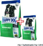Interquell Happy Dog 4 kg + 1kg gratis