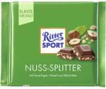 Ritter Sport Schokolade Bunte Vielfalt oder - Bio versch. Sorten, (ausgenommen Laktosefrei), jede 65/100-g-Tafel