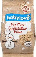 babylove Keks Bio Mini-Spekulatius ab 1 Jahr