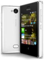 Nokia Asha 503 Dual Sim Smartphone, weiß | Gebrauchte A-Ware
