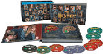 Film Boxen & Film Specials - Harry Potter - The Complete Collection (Layflat Book) - Exklusiv [Blu-ray]