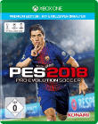 Xbox One Spiele - PES 2018 - Pro Evolution Soccer 2018 (Premium Edition) [Xbox One]