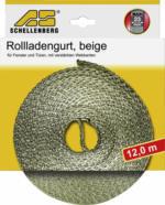 Schellenberg Gurtband maxi, beige