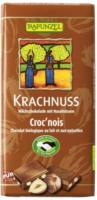 Rapunzel Krachnuss Vollmilch Schokolade Haselnuss 100g Tafel