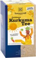 "Kurkuma-Tee ""Ingwer und Kardamom"""