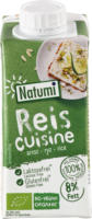 "Sahne-Alternative ""Reis Cuisine"""