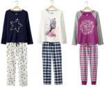 PEPPERTS® Kinder Mädchen Schlafanzug
