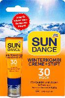 SUNDANCE Winterkombi Creme+Stift LF 30