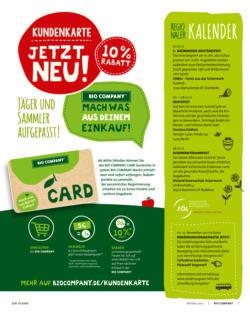 Die natürlichen Supermärkte